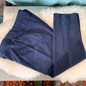 "🗣 ""Dark Blue Cropped Pants"""